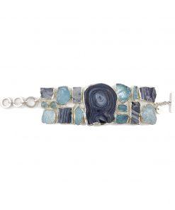 rough cut bracelety by Toni P